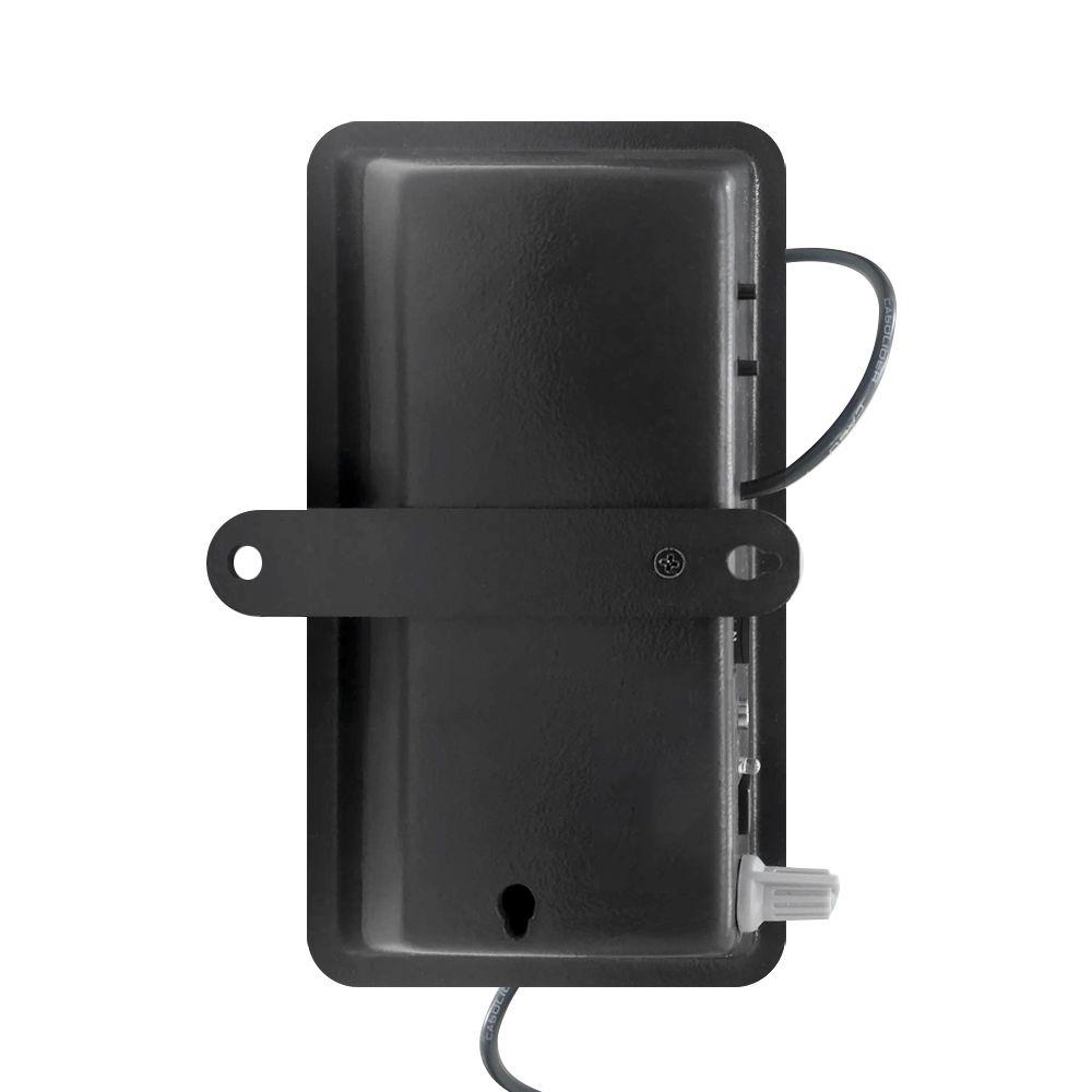 Agilize Slim 25 S + Fala Senha Vox One - Painel Senhas Sequenciais 24x18 cm com Controle Wi
