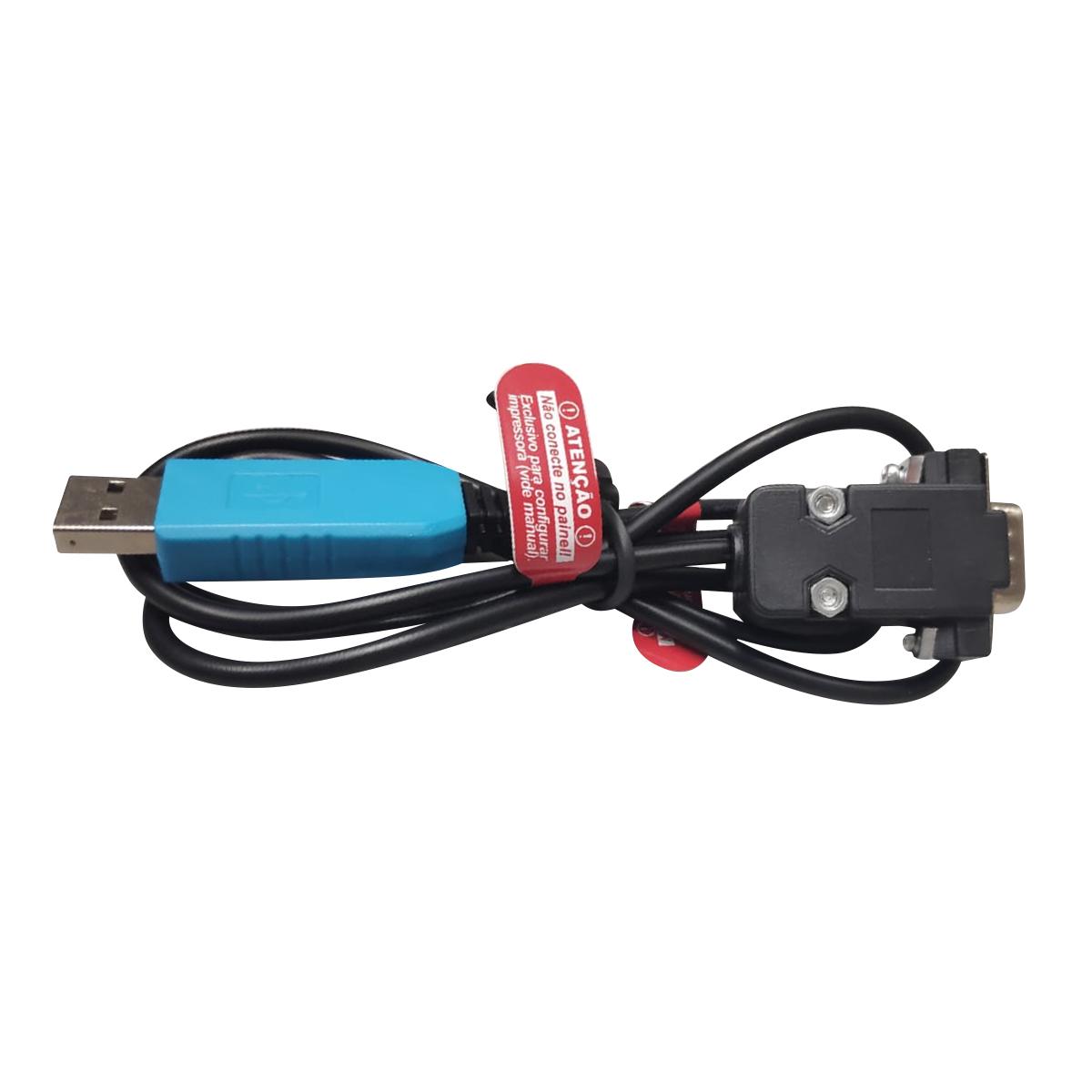 Cabo USB Serial-TTL para Print601z/602