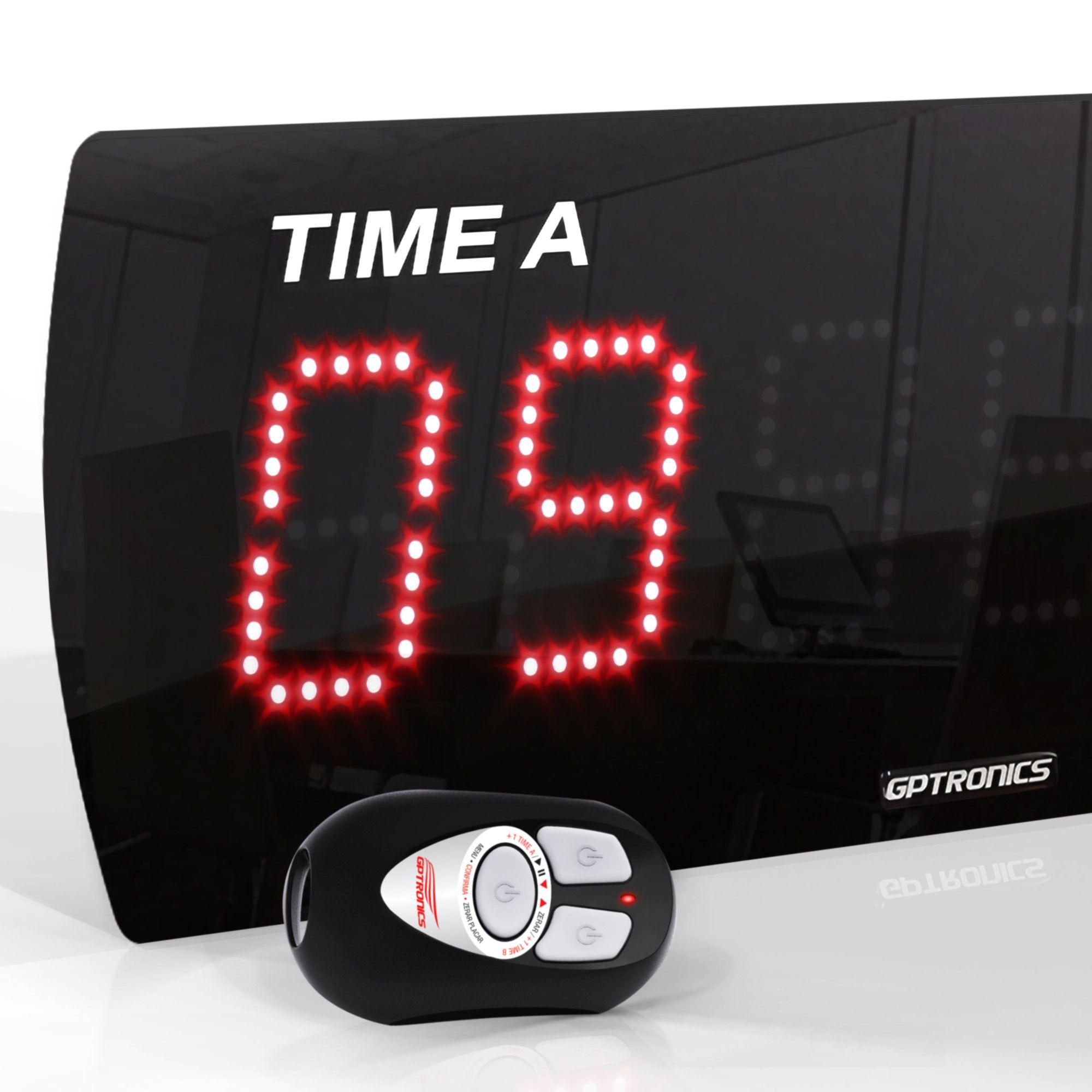 Painel LEDTime 625 - Placar Esportivo - 38x14 cm