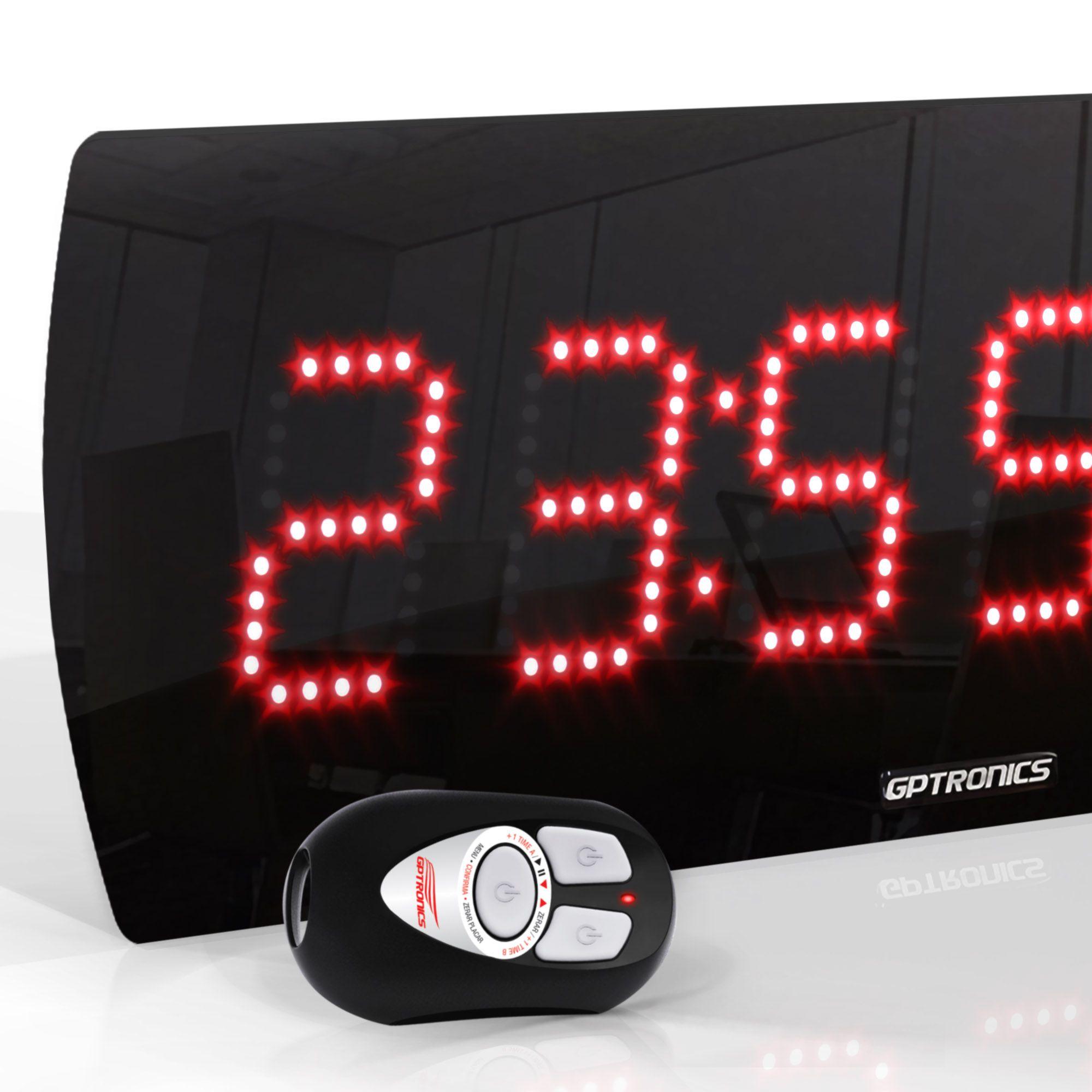 Relógio LEDTime 625 - Contador de Dias - 38x14 cm