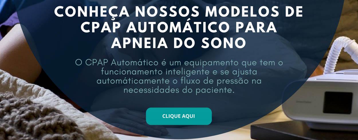 CPAP Automático para Apneia do Sono