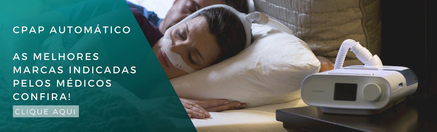 CPAP Automático na CPAP Care para Apneia do Sono