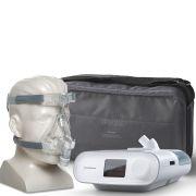 (COMBO) CPAP (Automático) DreamStation + Umidificador + Máscara Amara Silicone Philips Respironics