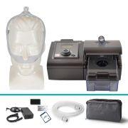 Kit CPAP Automático System One Serie 60 + Umidificador + Máscara DreamWear