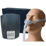 CPAP Automático Ecostar Sefam + Máscara Nasal Nuance Tecido