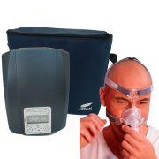 CPAP Automático Ecostar Sefam + Máscara Nasal Respireo Soft