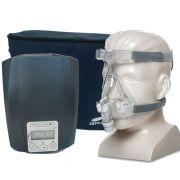 CPAP Automático Ecostar Sefam + Máscara Oronasal Amara Silicone