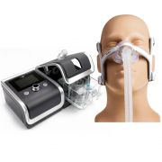 CPAP Automático RESmart G2 + Umidificador + Máscara AirFit N20 Resmed