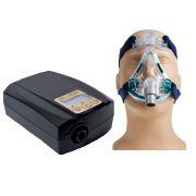 CPAP Fixo Ecostar Sefam + Máscara Oronasal Mirage Quattro