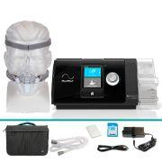 Kit CPAP Automático Airsense 10 Resmed + Máscara Nasal Pico Philips Respironics