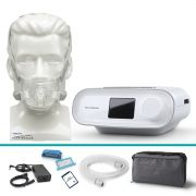 Kit CPAP Automático DreamStation + Máscara Amara View Philips Respironics