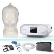 Kit CPAP Automático DreamStation + Máscara Nasal DreamWear Philips Respironics