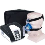 KIT CPAP DreamStar Intro + Umidificador + Máscara Nasal Profile Lite