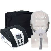 KIT CPAP DreamStar Intro + Umidificador + Máscara Nasal Swift FX Nano