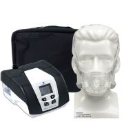 KIT CPAP DreamStar Intro + Umidificador + Máscara Oronasal Amara View
