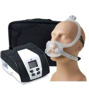 KIT CPAP DreamStar Intro + Umidificador + Máscara Oronasal DreamWear Full
