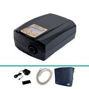 Kit CPAP Fixo Ecostar Sefam + Máscara Nasal DreamWear Philips Respironics