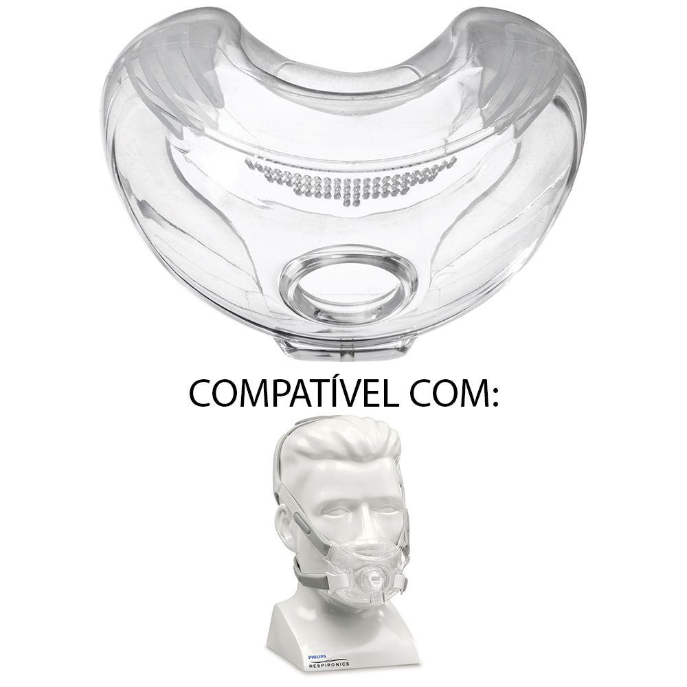 Almofada Original Para Máscara Oronasal Amara View Philips Respironics