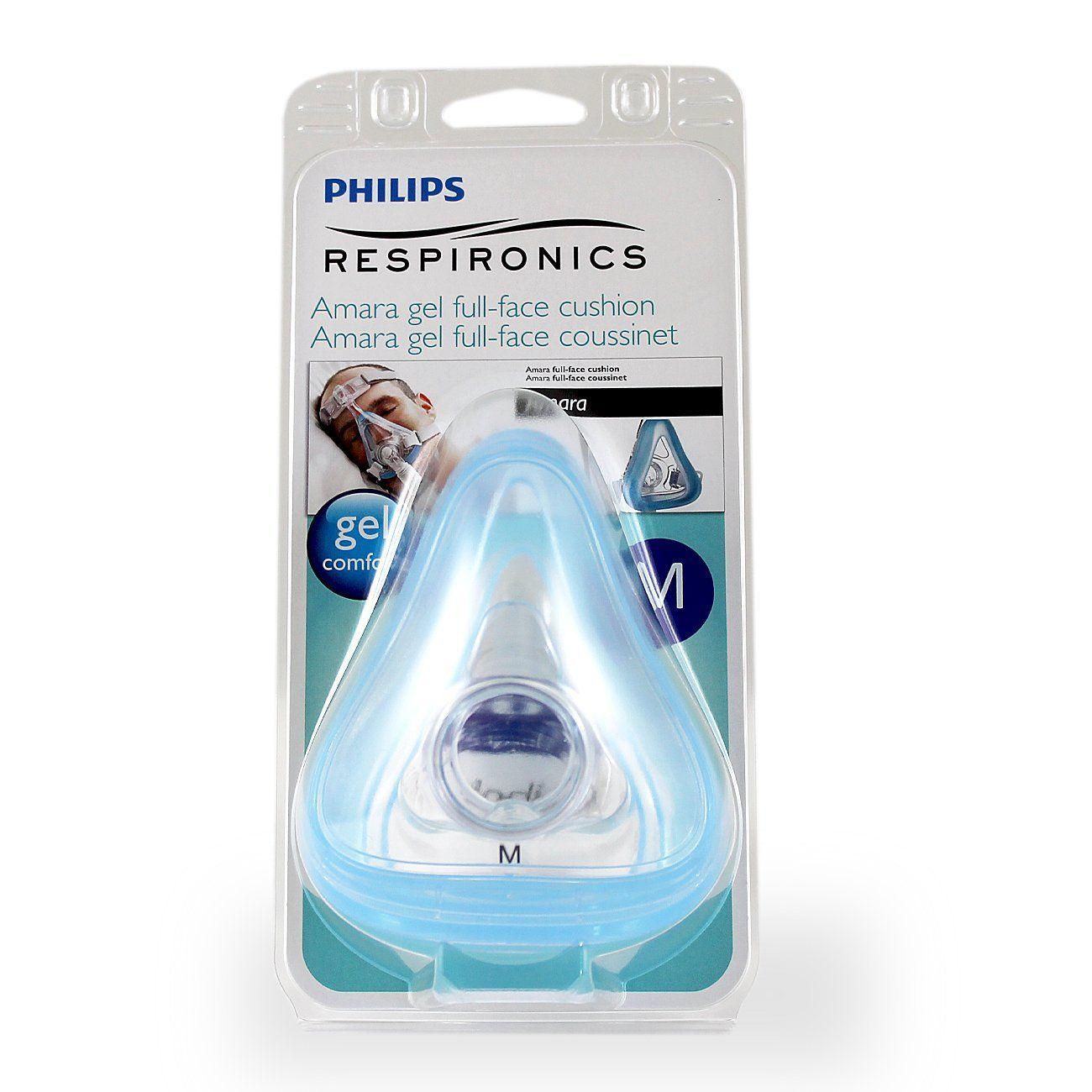 Almofada Para Máscara Facial Amara Gel Philips Respironics
