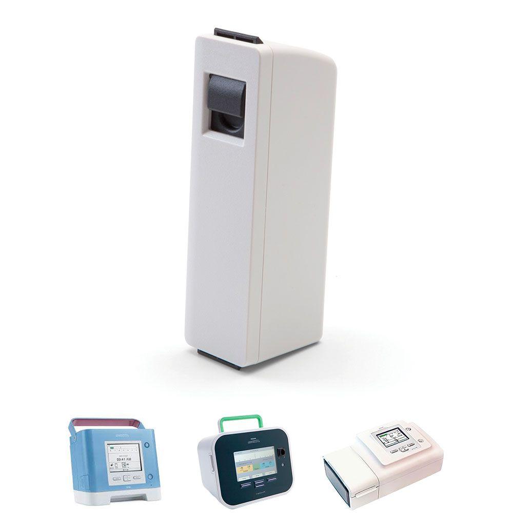Bateria Removível para BiPAP A40, Trilogy e Cough Assist - Philips Respironics