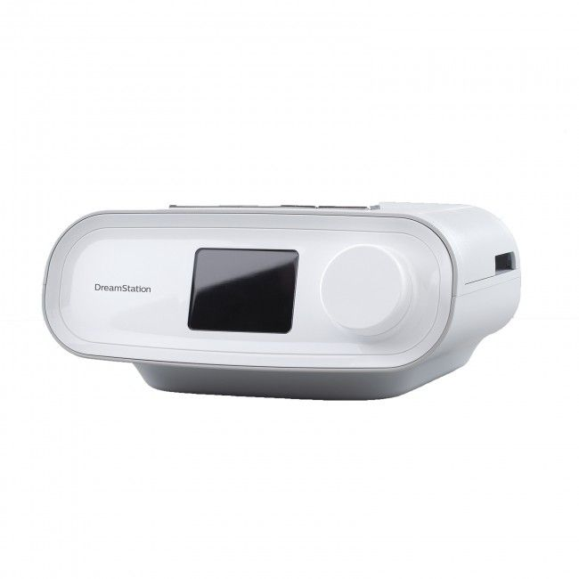 BiPAP Automático DreamStation + Máscara Oronasal Amara View Philips Respironics