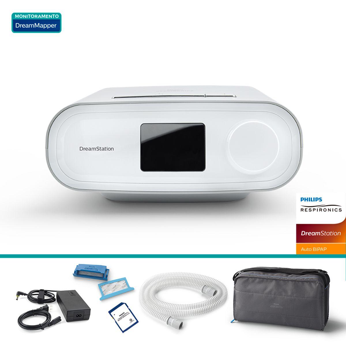 BiPAP Automático DreamStation Philips Respironics