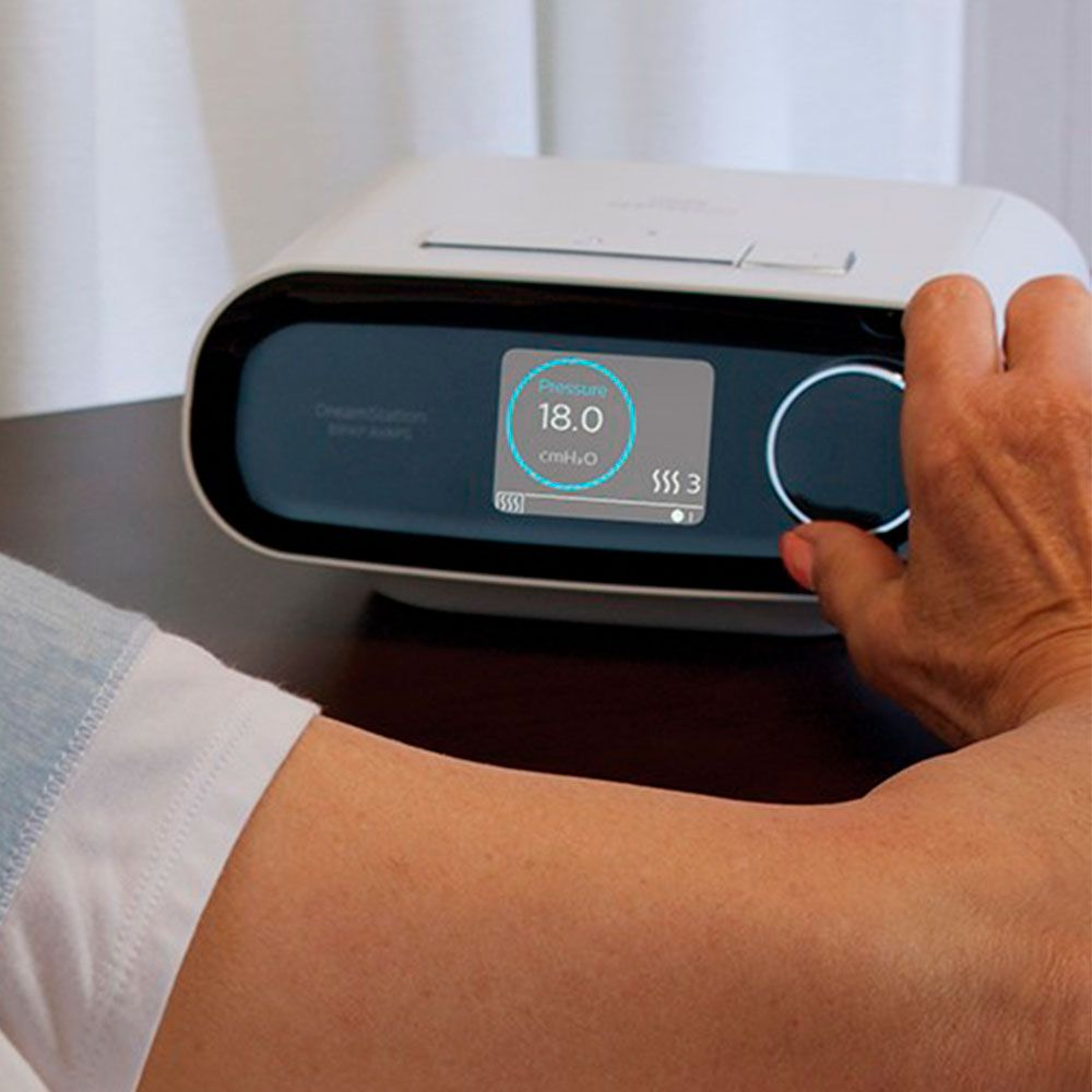 BiPAP DreamStation AVAPS - Philips Respironics
