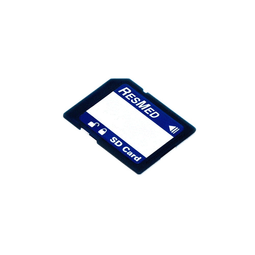 Cartão de Dados Para CPAP e VPAP S9 - Resmed