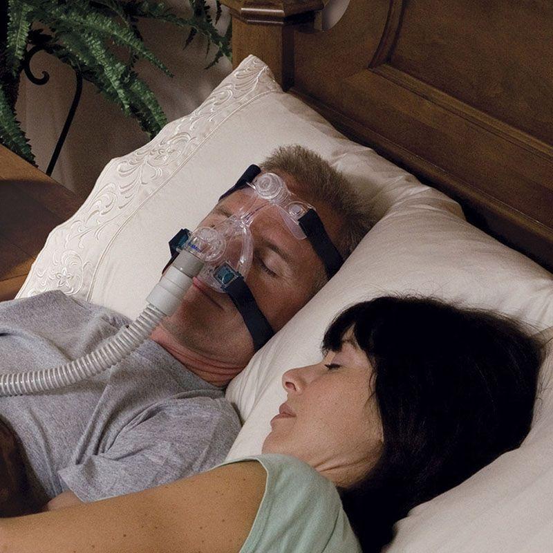 (COMBO) CPAP (Automático) DreamStation com Umidificador Philips Respironics + Máscara Nasal Mirage Micro Resmed