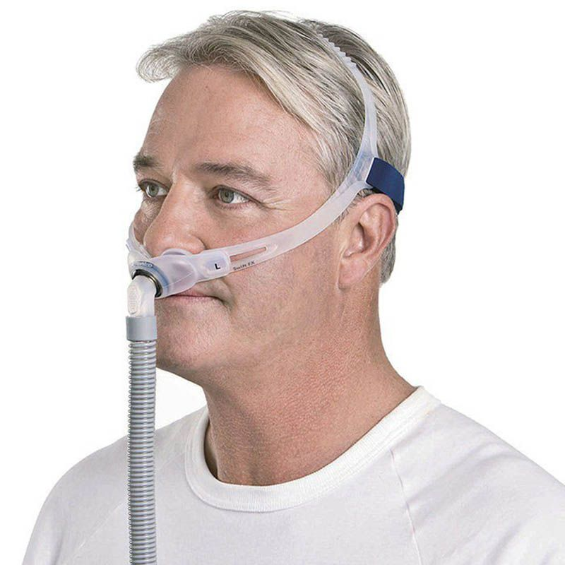 (COMBO) CPAP (Automático) DreamStation Philips Respironics + Máscara Nasal Swift FX Resmed