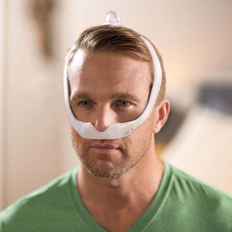 (COMBO) CPAP (Automático) DreamStation + Umidificador + Máscara Nasal DreamWear Philips Respironics