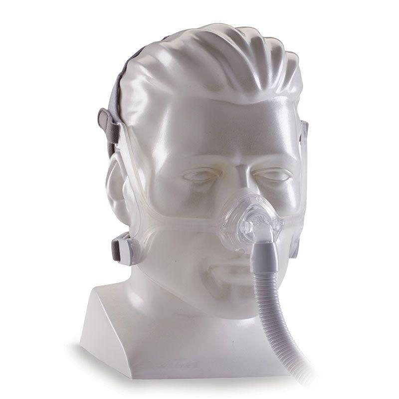 (COMBO) CPAP (Automático) System One Serie 60 + Umidificador + Máscara Nasal Wisp Philips Respironics