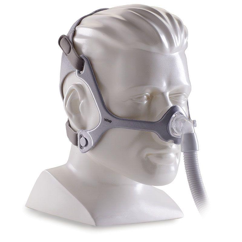 (COMBO) CPAP (Pressão Fixa) Ecostar Sefam + Máscara Nasal Wisp Philips Respironics
