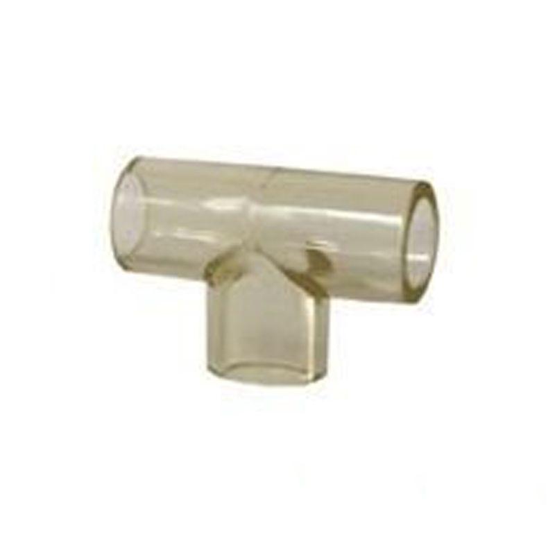 Conector T Para Circuito de Ventilação Mecânica  (22mm x 22mm x 22mm) VentCare