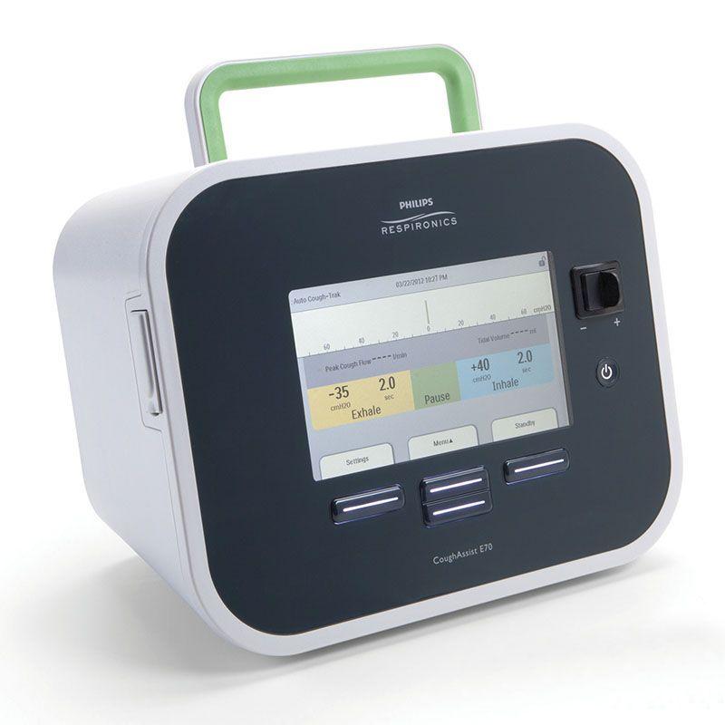 Cough Assist E70 (Auxílio à tosse não invasivo) - Philips Respironics