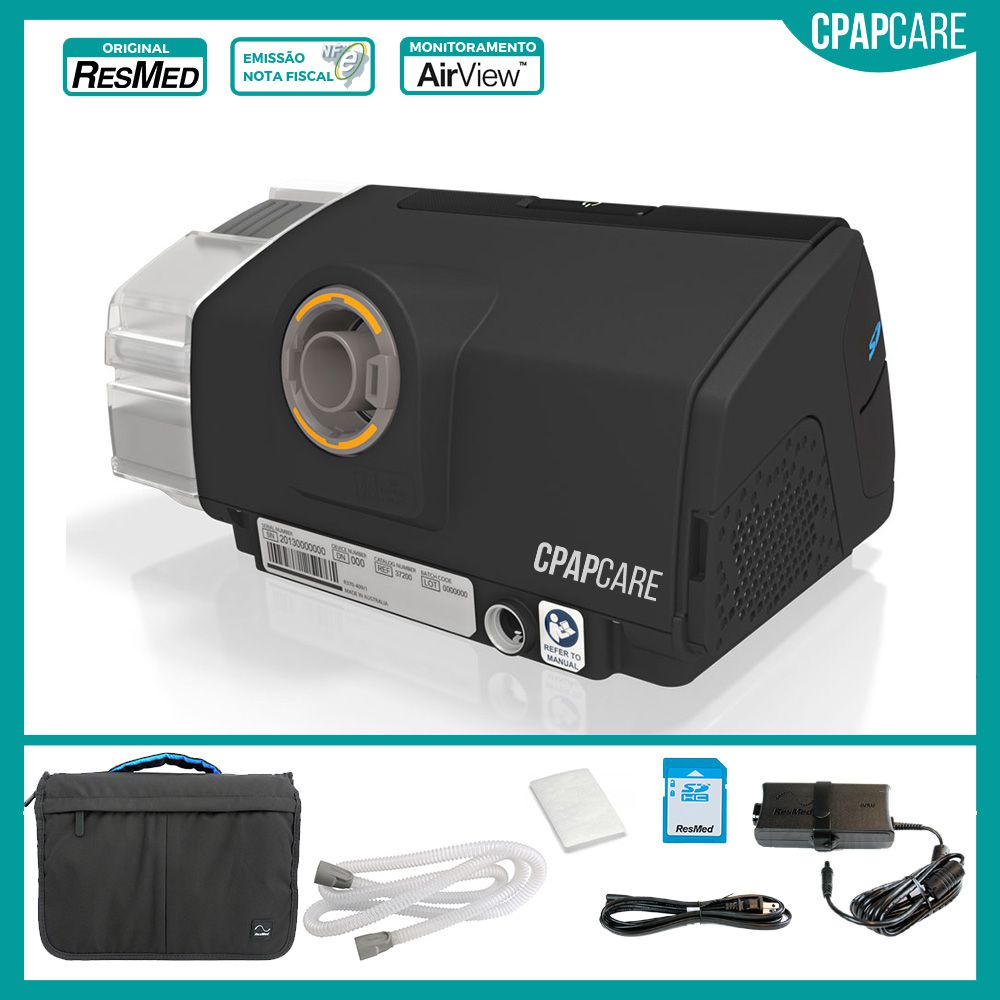 CPAP AirSense 10 Elite com Umidificador ResMed