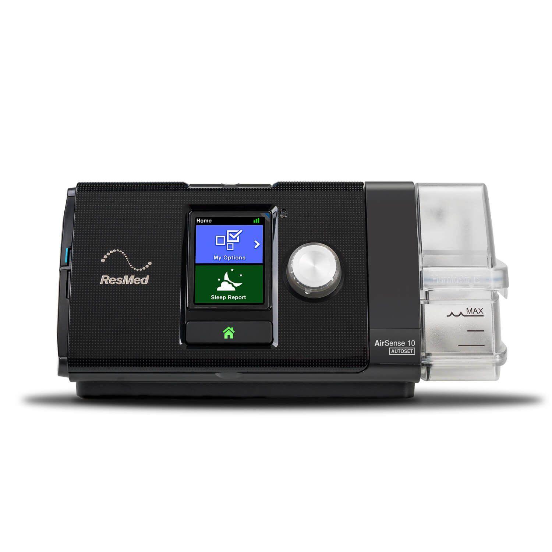 CPAP Automático AirSense 10 AutoSet + Umidificador - Resmed