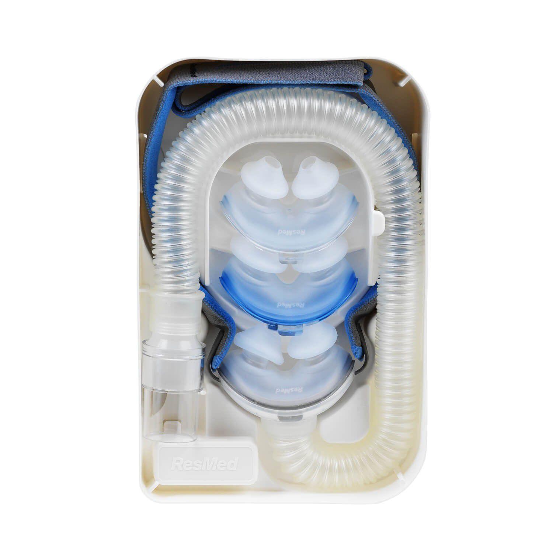 CPAP Automático Ecostar Sefam + Máscara Nasal AirFit P10