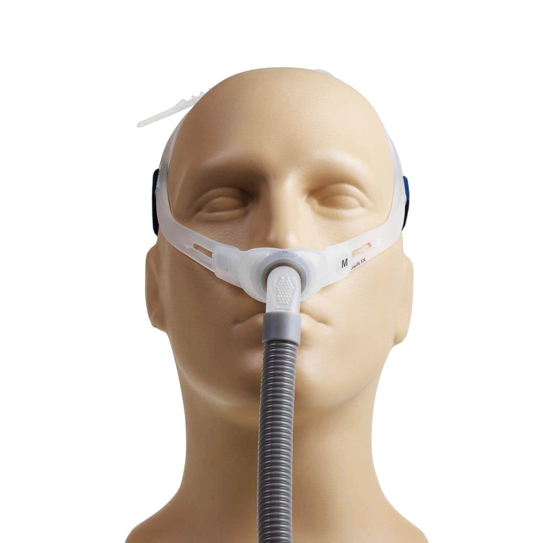 CPAP Automático Ecostar Sefam + Máscara Nasal Swift FX
