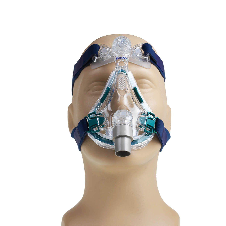 CPAP Automático Ecostar Sefam + Máscara Oronasal Mirage Quattro