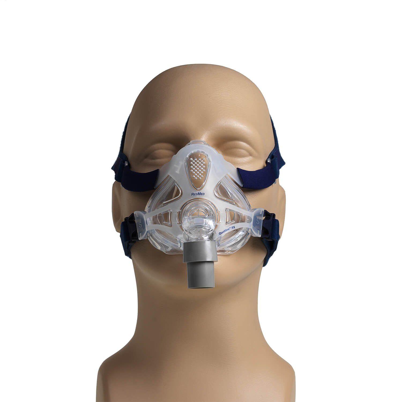 CPAP Automático Ecostar Sefam + Máscara Oronasal Quattro FX