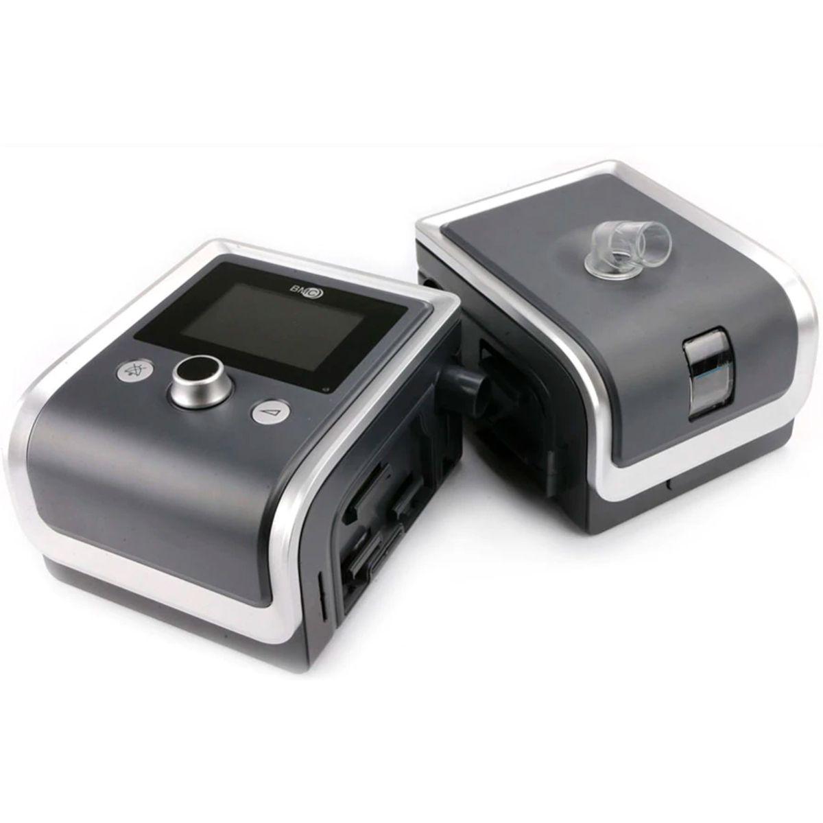 CPAP Automático RESmart G2 + Umidificador + Máscara Pico Philips Respironics