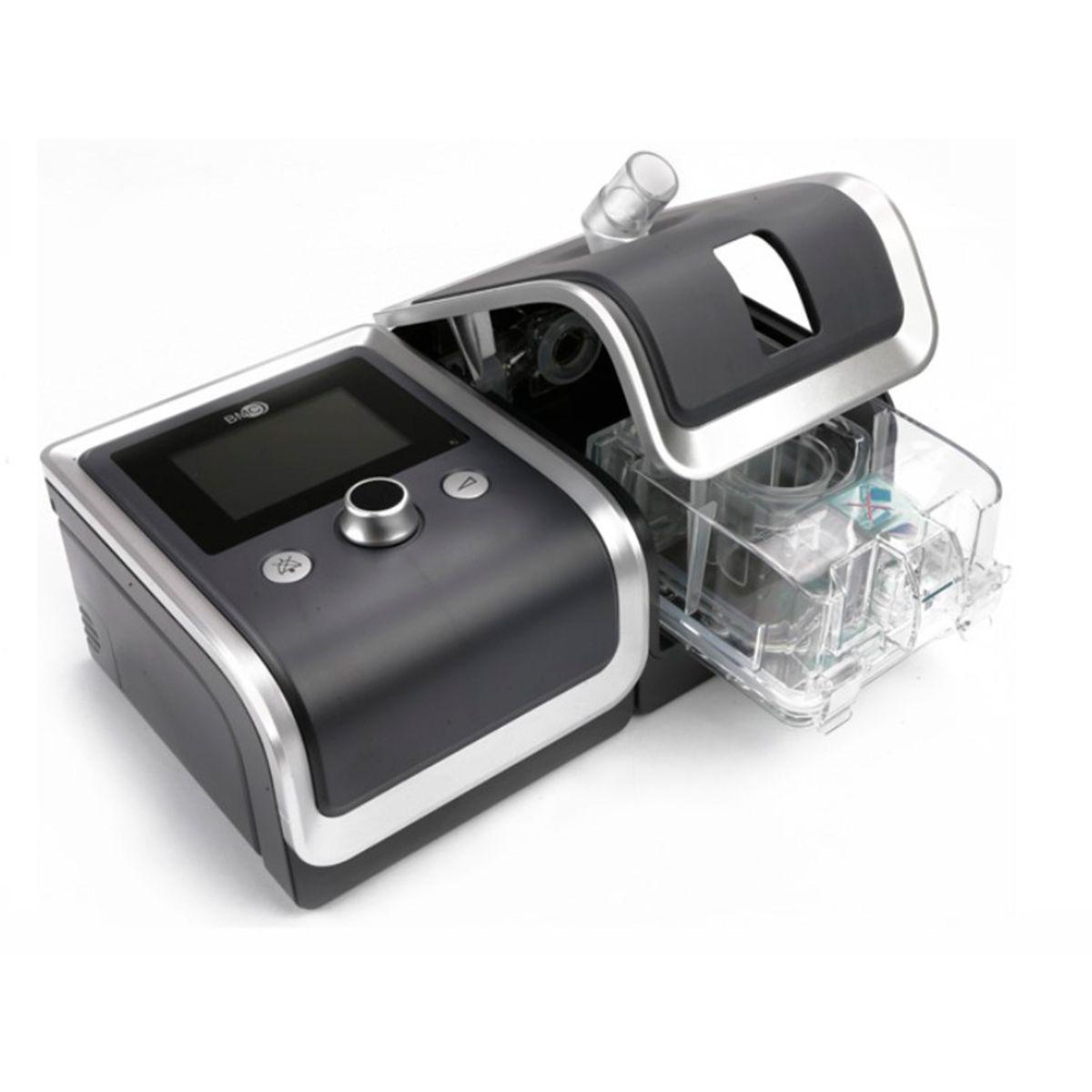 CPAP Automático RESmart G2 + Umidificador + Máscara Nasal TrueBlue