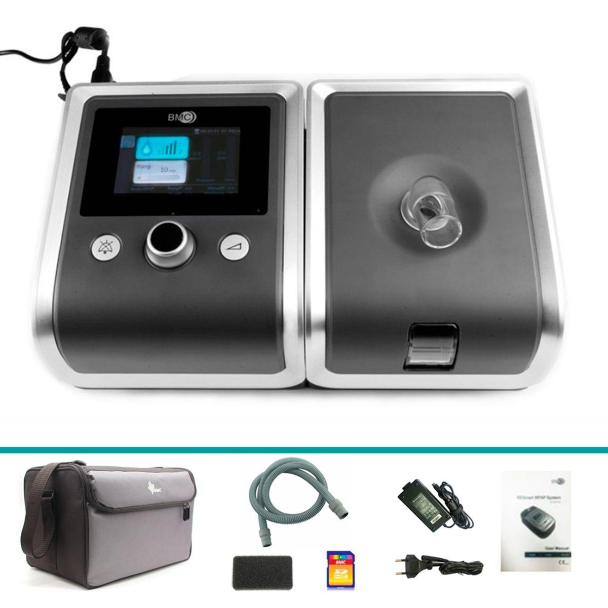 CPAP Automático RESmart GII E-20AJ-H-O com Umidificador BMC