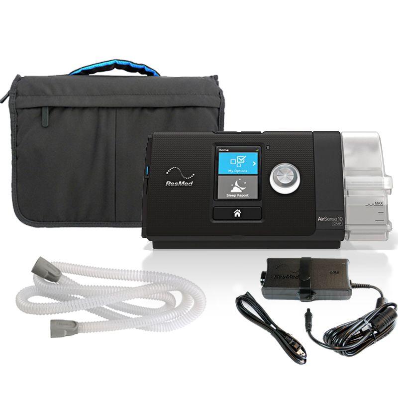CPAP  (Pressão Fixa) Básico AirSense 10 com Umidificador ResMed