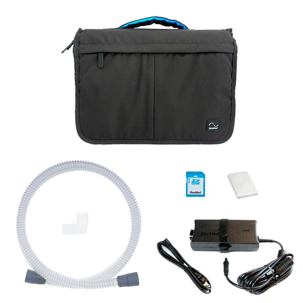 CPAP Básico AirSense 10 com Umidificador - ResMed