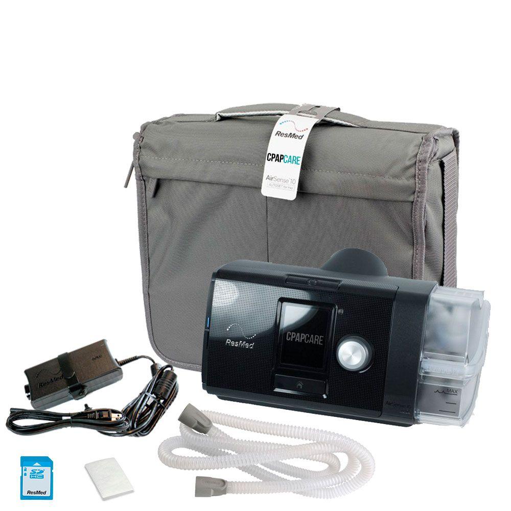 CPAP Pressão Fixa AirSense 10 Elite + Umidificador - ResMed