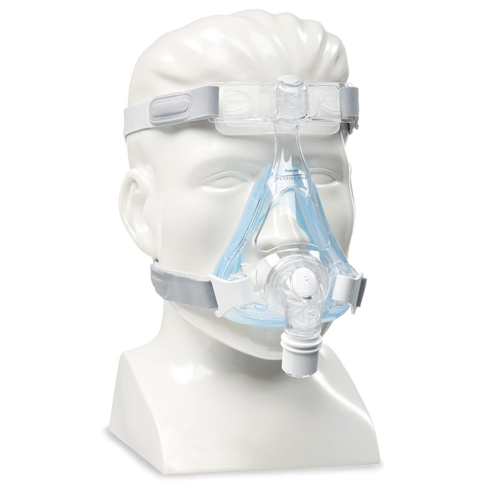 CPAP Fixo Ecostar Sefam + Máscara Oronasal Amara Gel