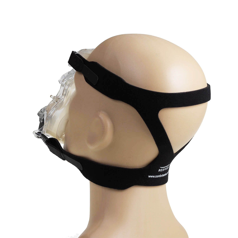 CPAP Fixo Ecostar Sefam + Máscara Oronasal CcomfortFull 2