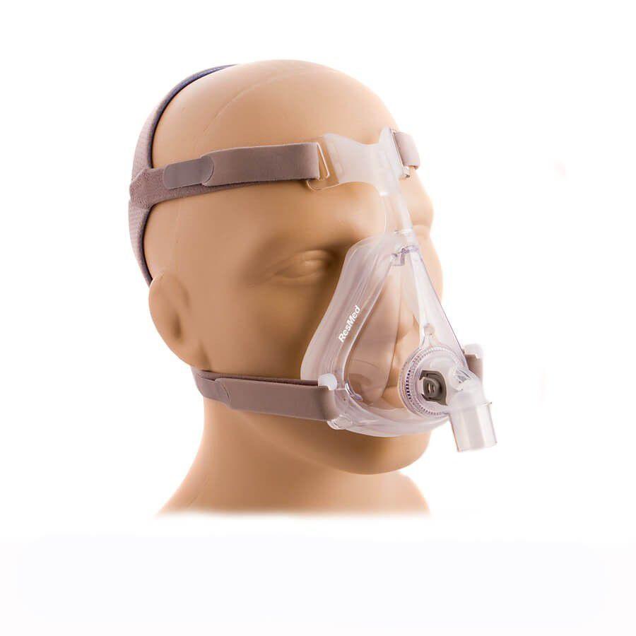 CPAP Fixo Ecostar Sefam + Máscara Oronasal Quattro Air